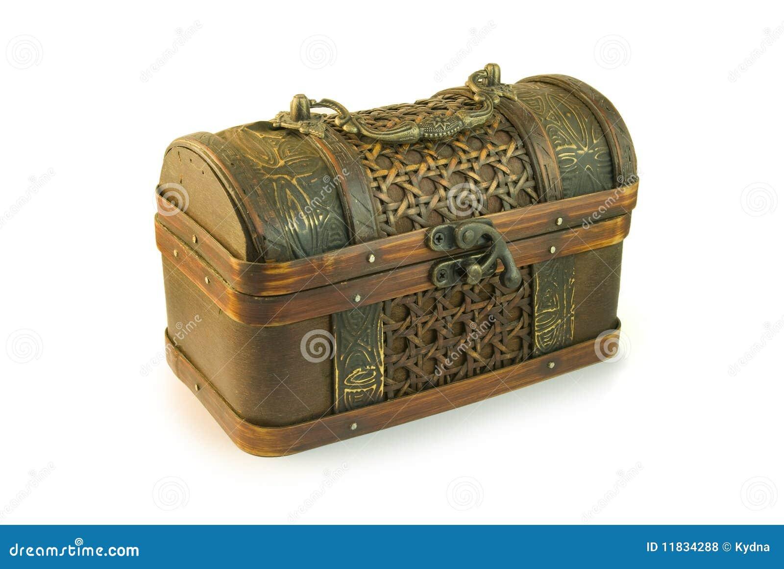 Stary bagażnik