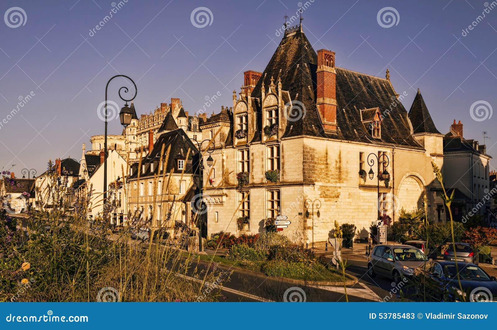 Stary dom blisko górska chata d ` Amboise