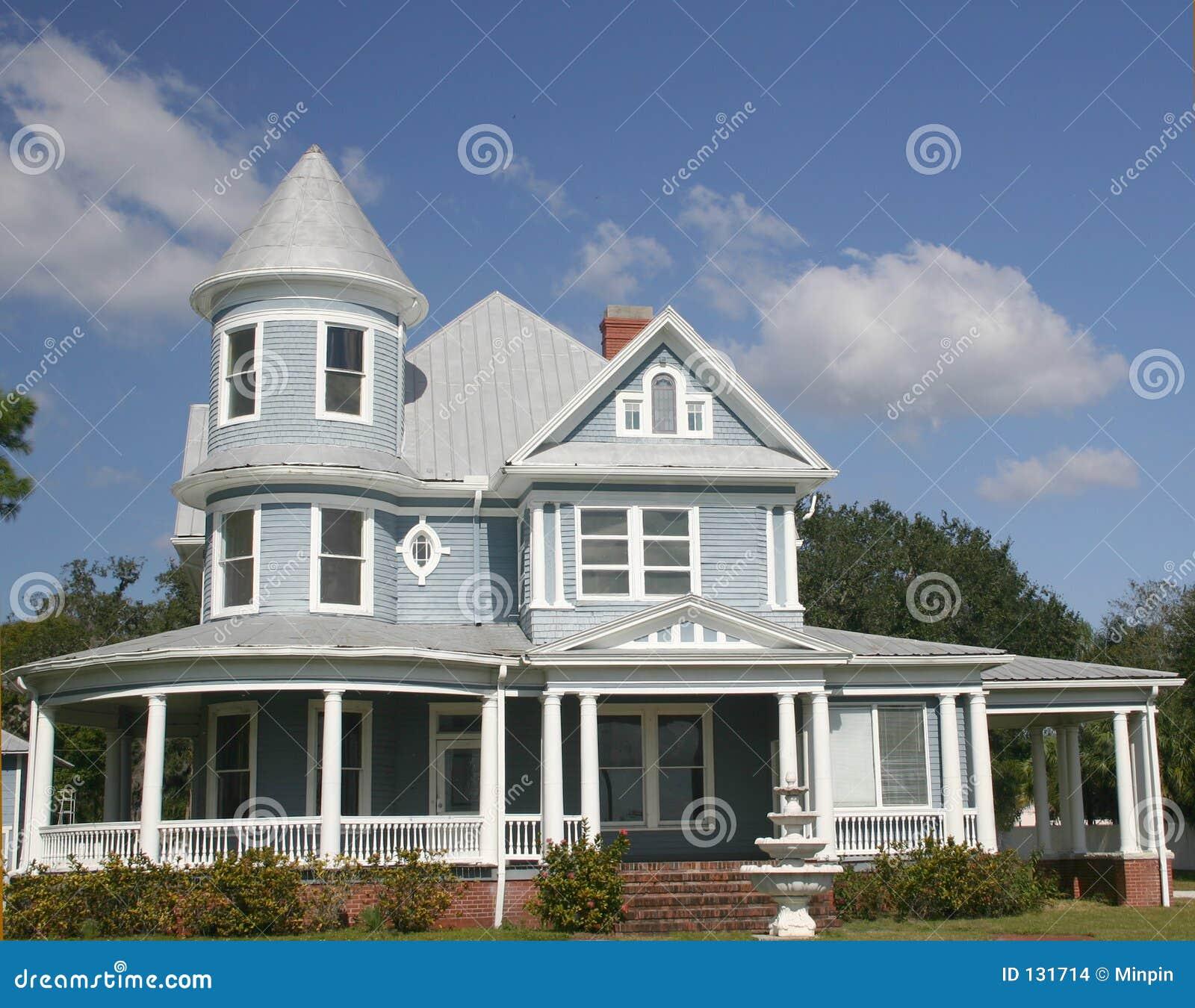 Stary dom południowej