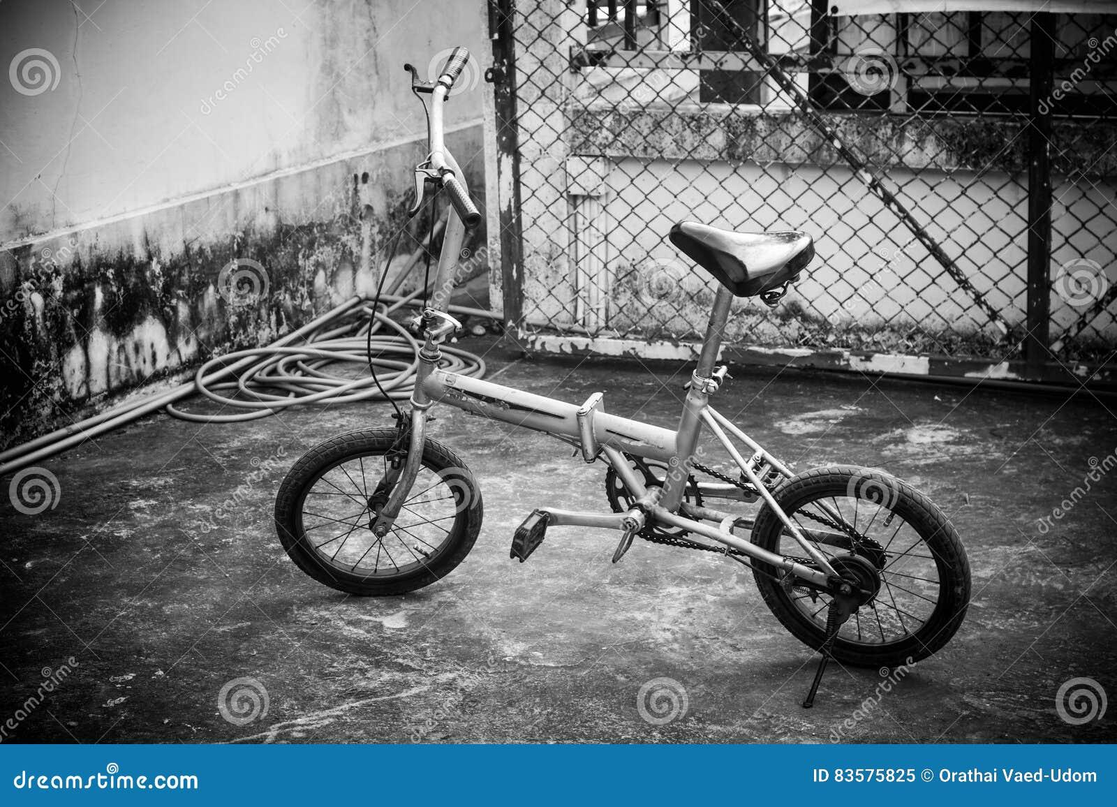 Stary falcowanie rower