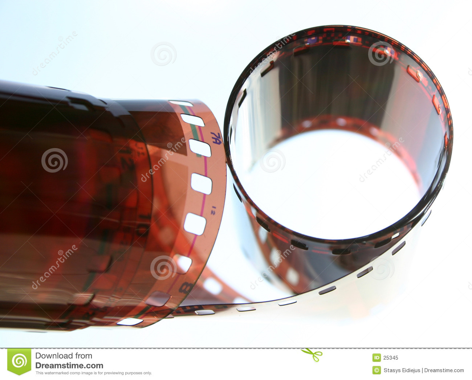 Stary filmstrip