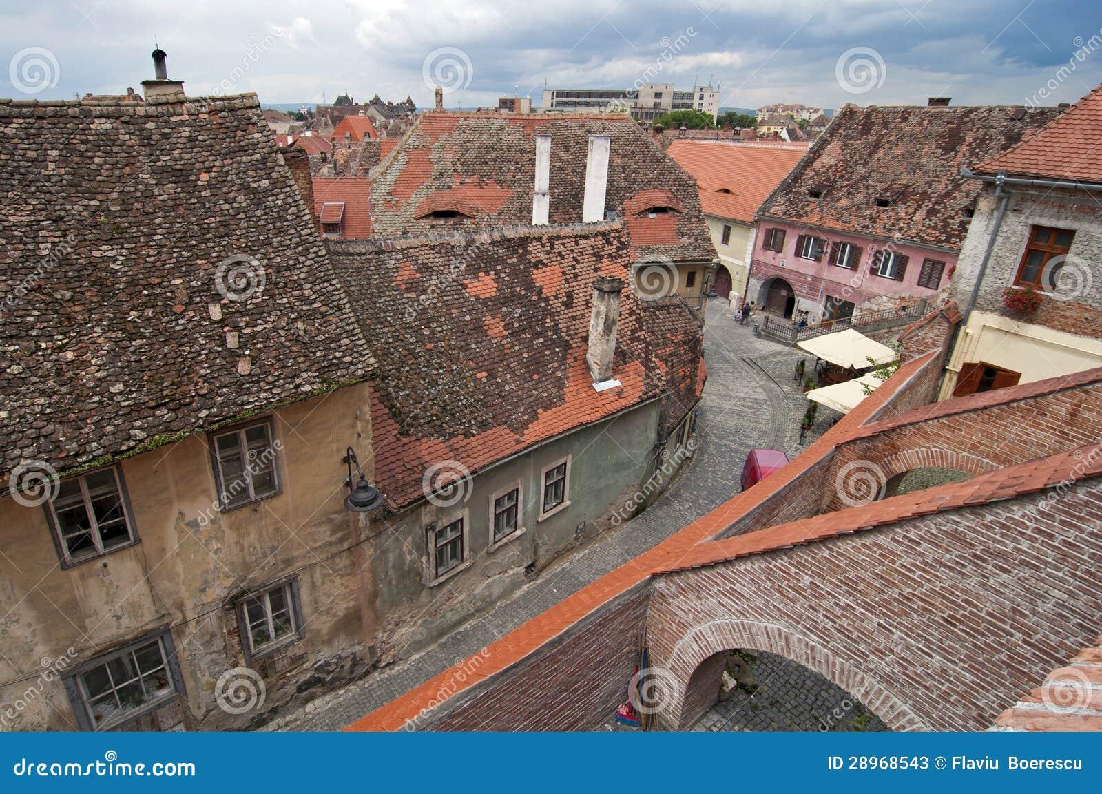 Stary grodzki Sibiu