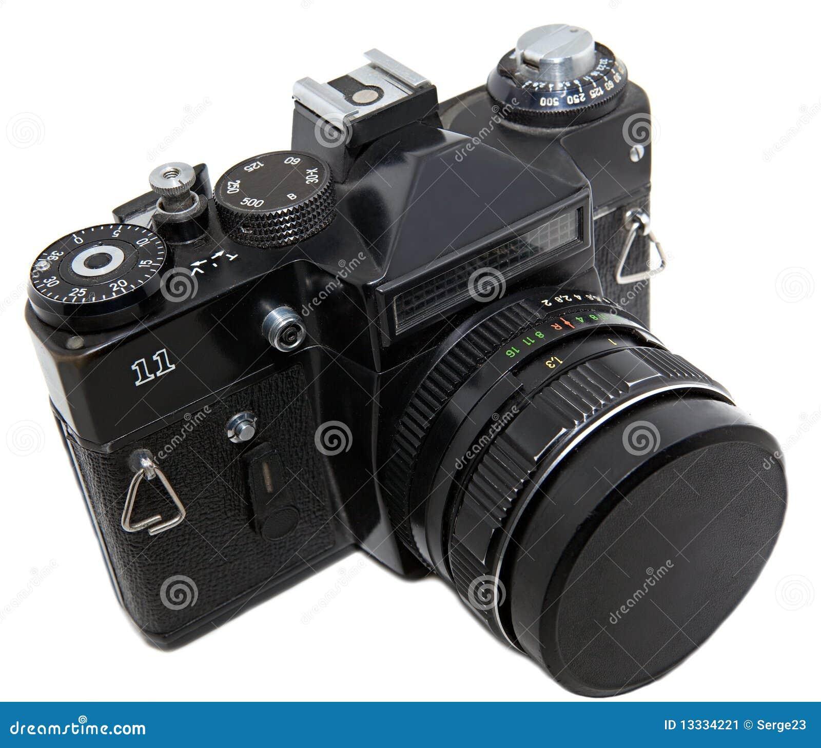 Stary kamera sowieci
