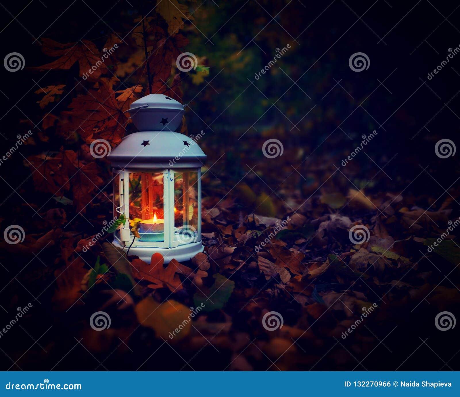 Stary lampion