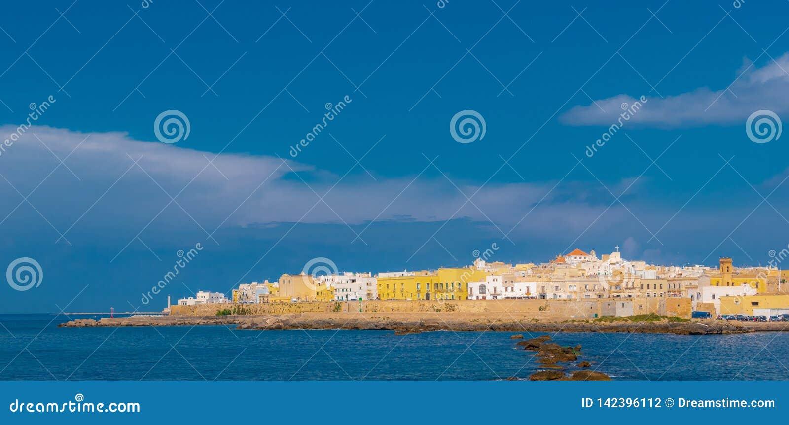 Stary miasteczko w Włochy Puglia