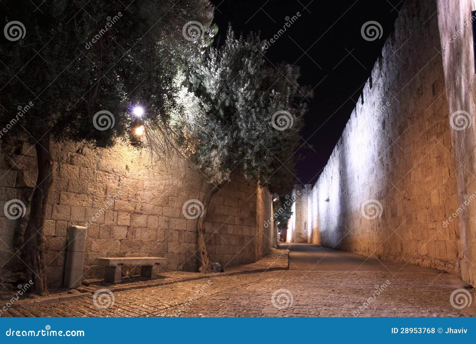 Stary miasto Jerozolima