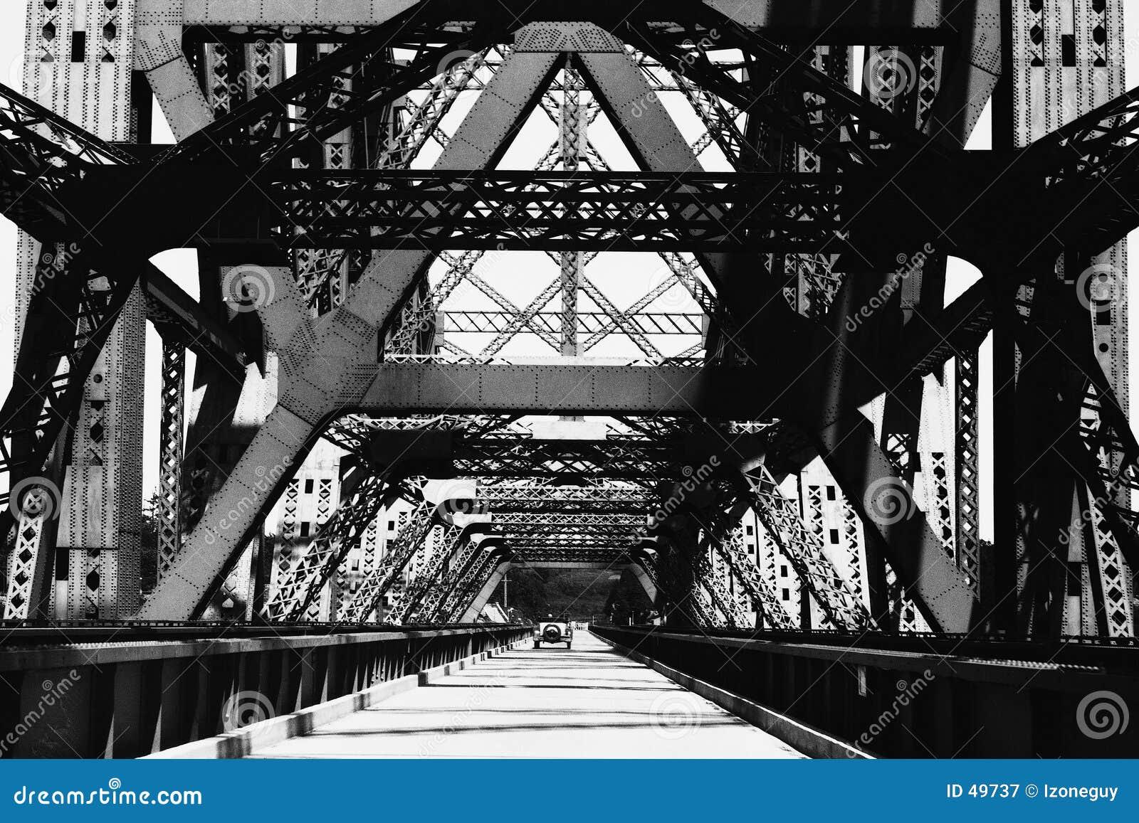 Stary most żelaza
