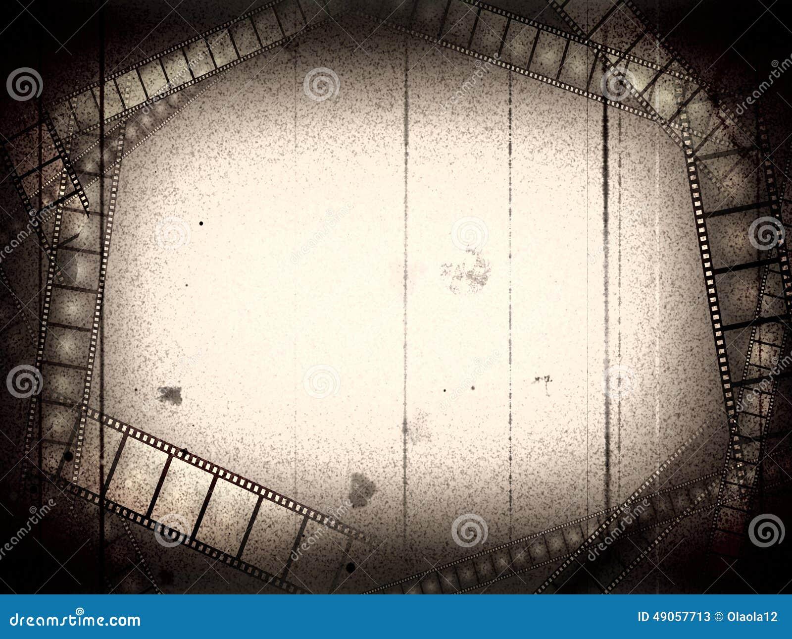 Stary ramowy film