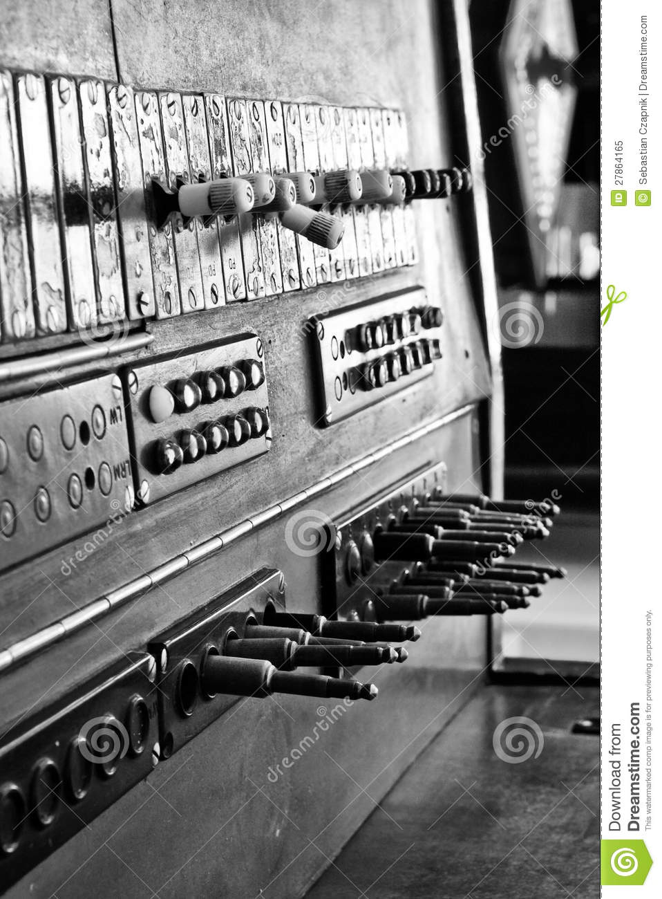Stary switchboard