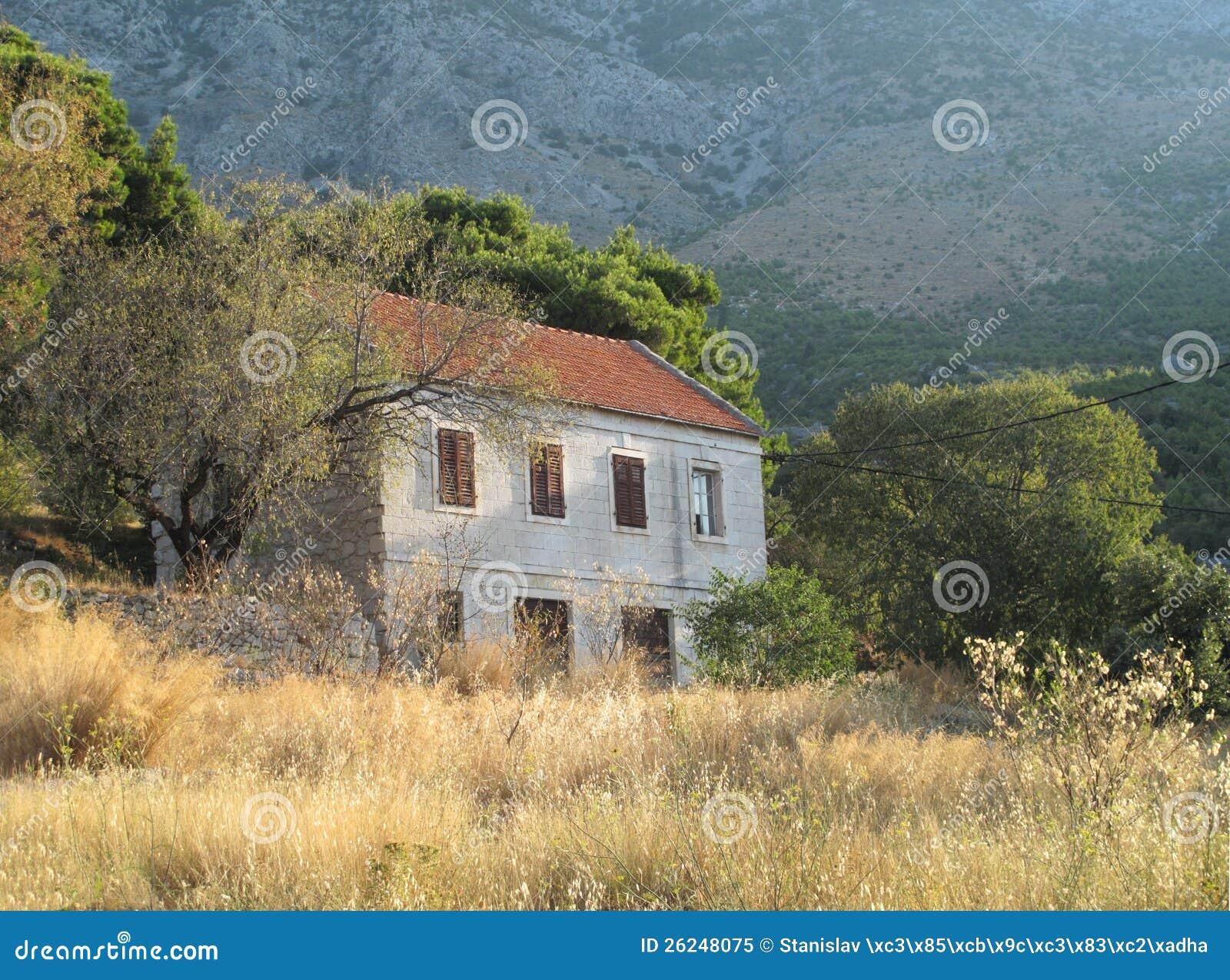 dom w chorwacji opłaty jakie pokoi