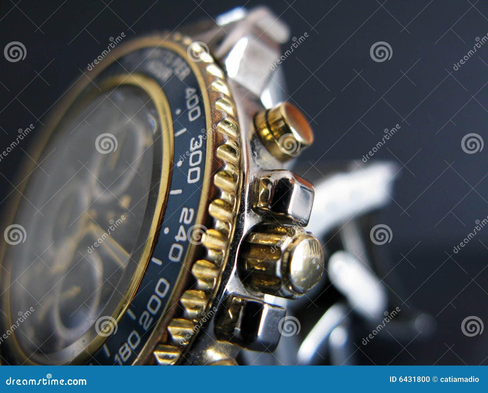Stary zegarek