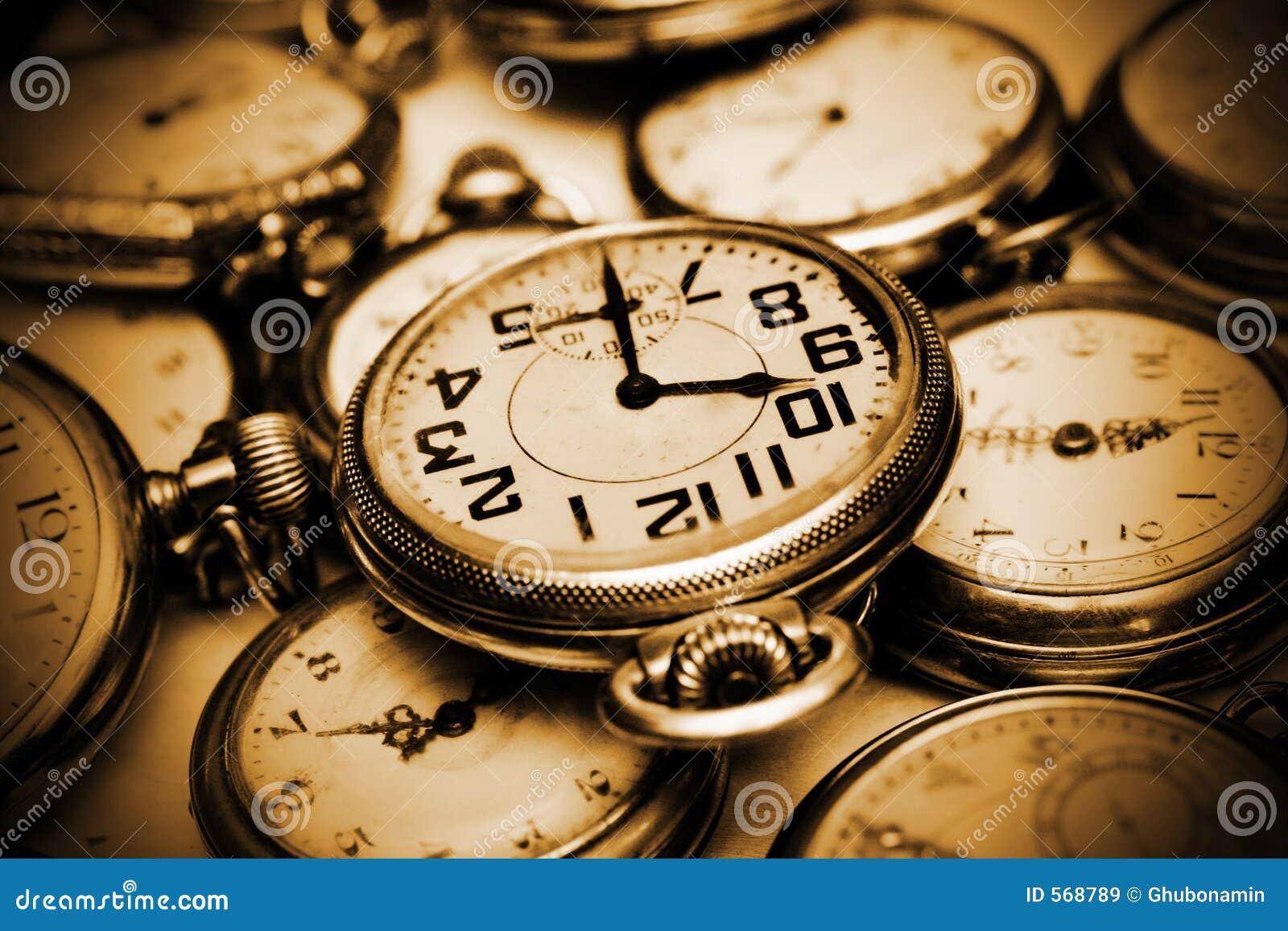 Starych zegarków