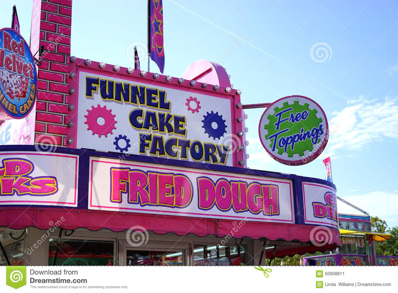 State Fair fried foods