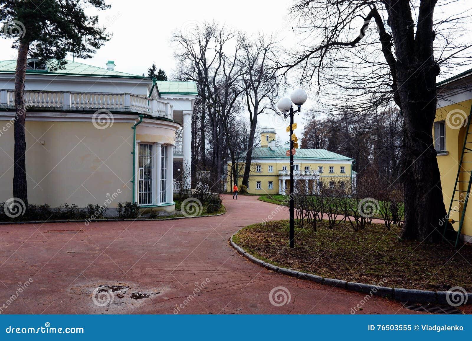 State Museum-Reserve Gorki Leninskie: photos, address, reviews 51