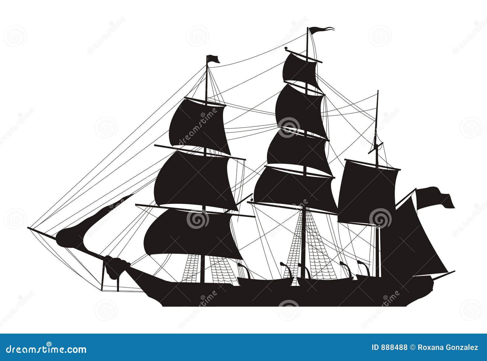 Statek ilustracyjny