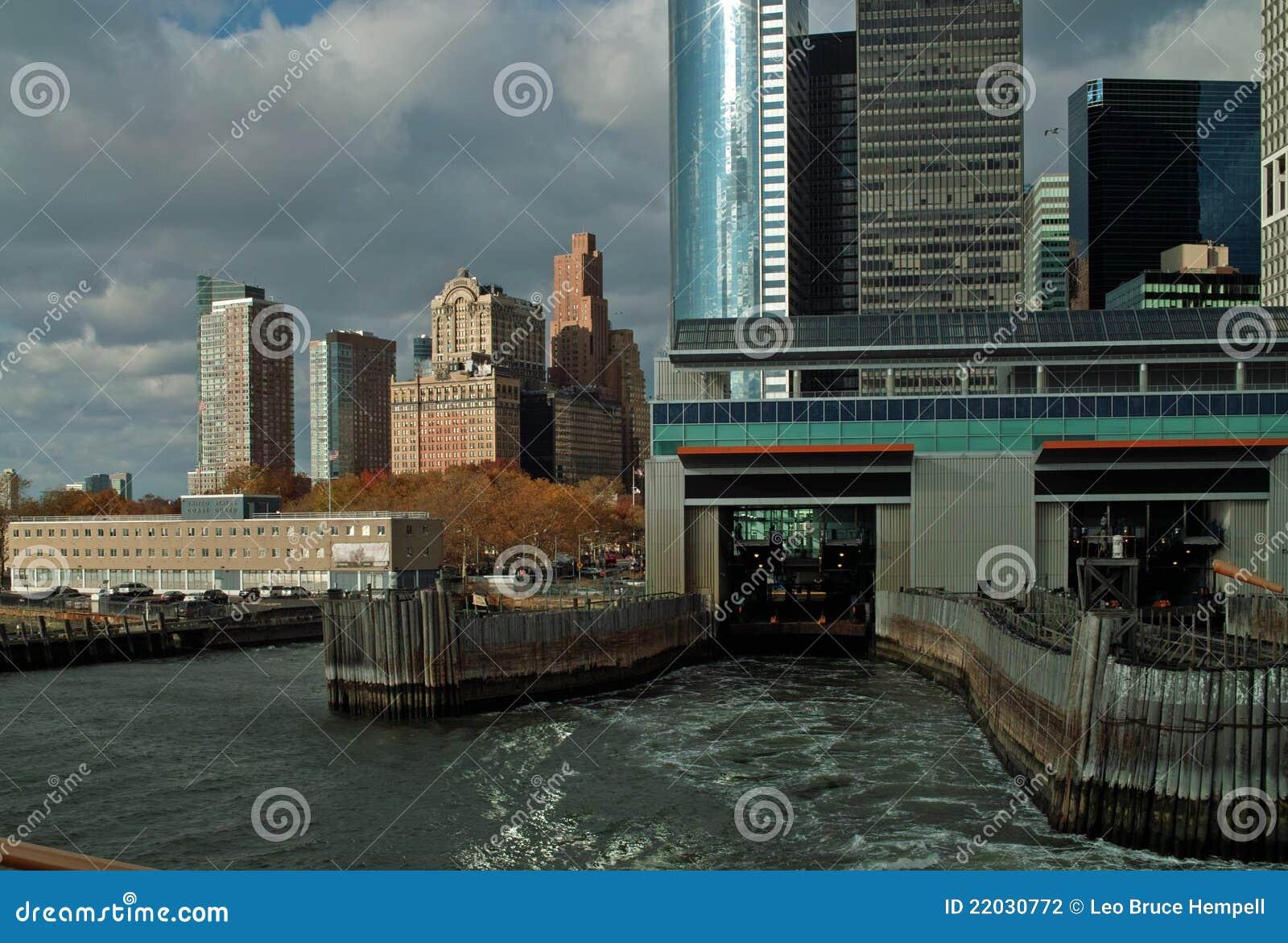 Stock Image Of Staten Island Map