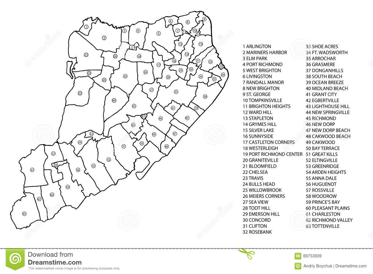 What County Is Staten Island Ny In