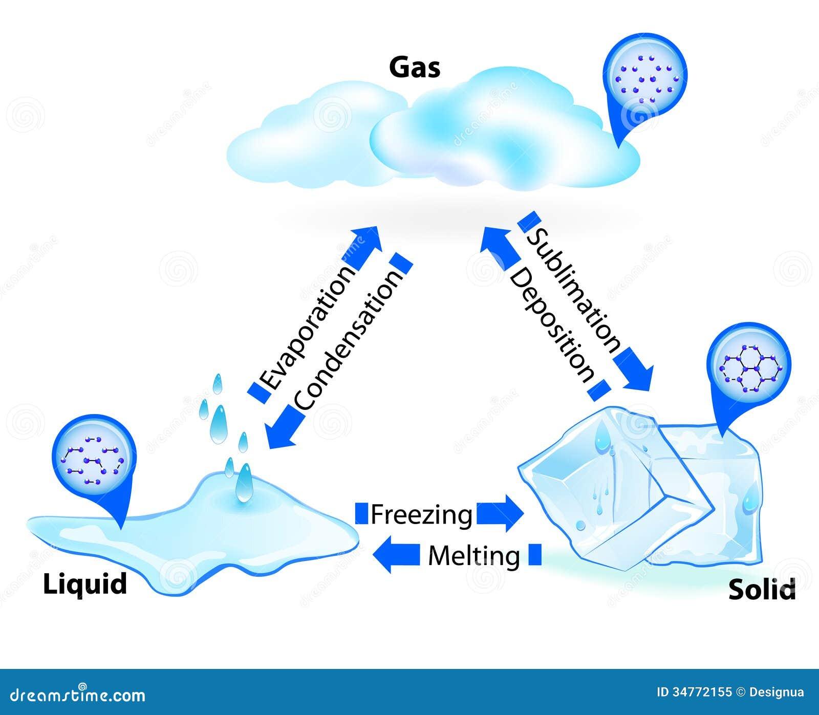 Evaporation Diagram For Kids Evaporation diagram for kids