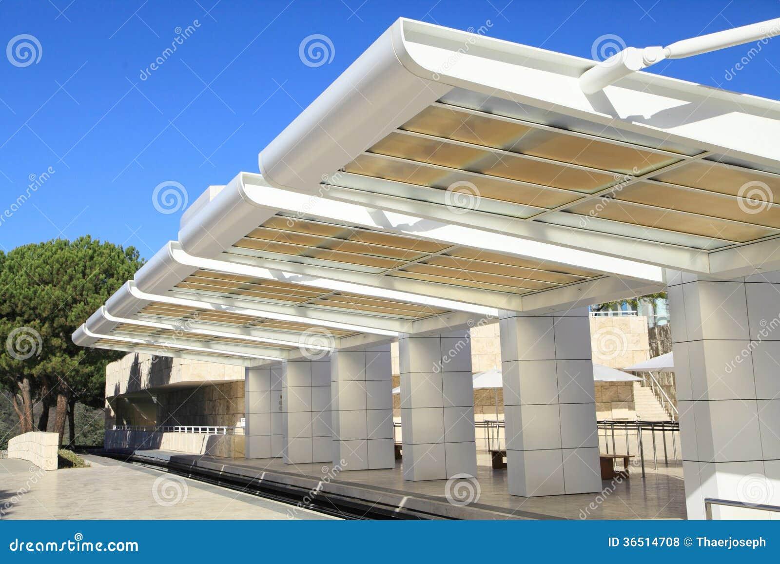 Station de attente de monorail