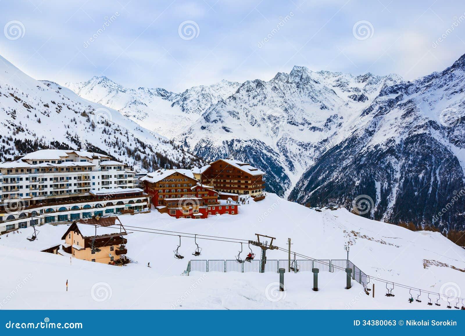 station de sport d hiver