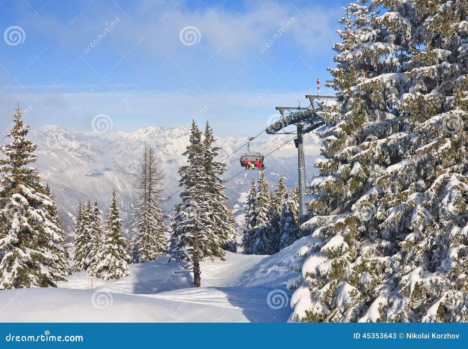 Station de sports d hiver Schladming l autriche