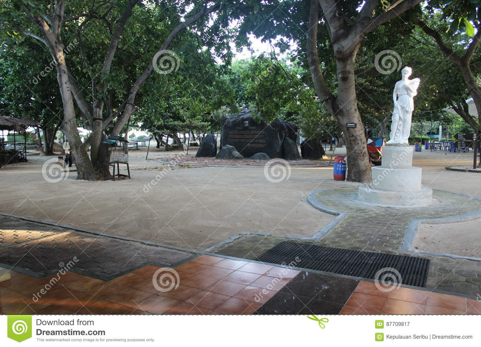 Station de vacances de Pulau Bidadari