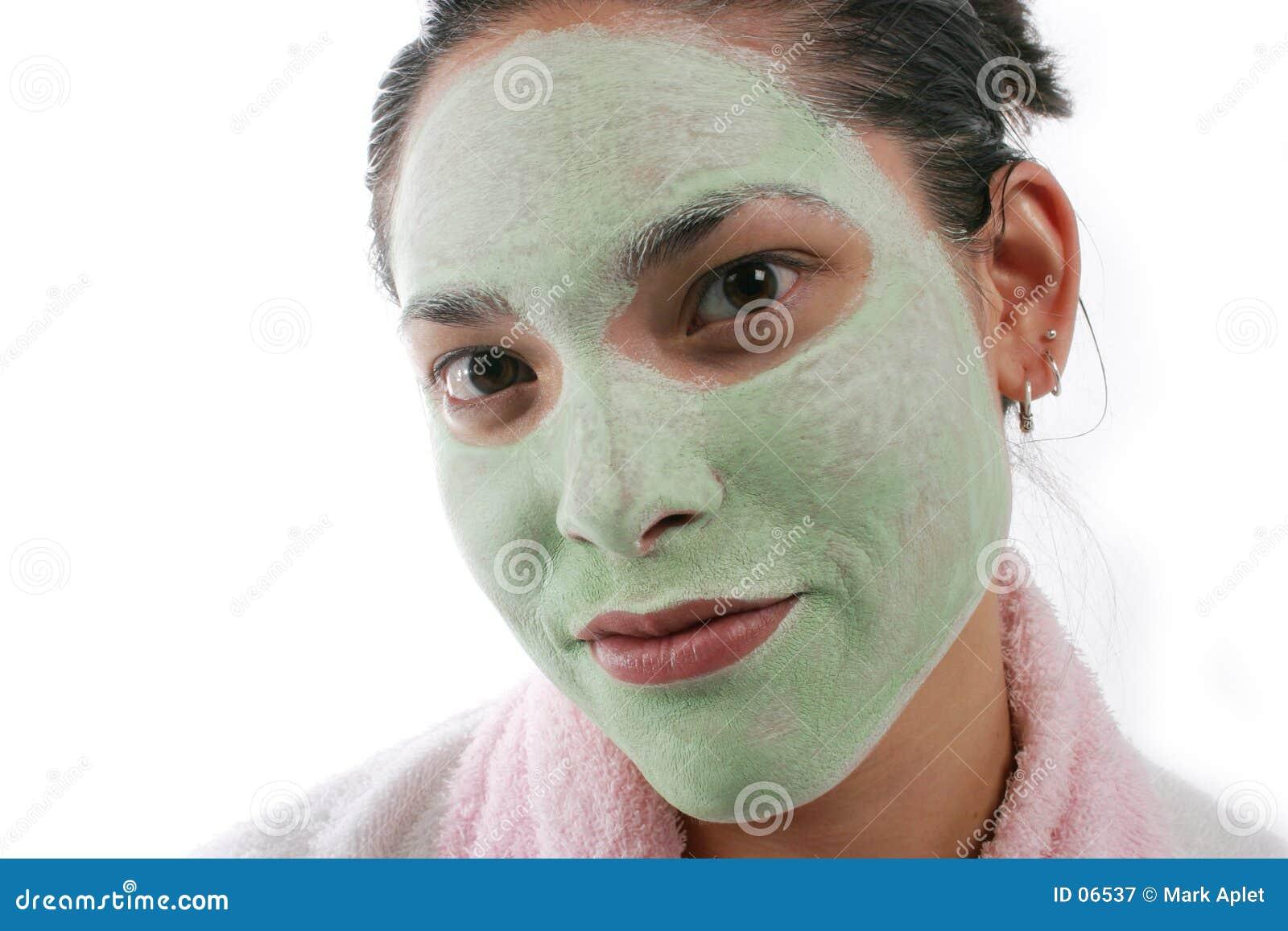 Station thermale et massage facial