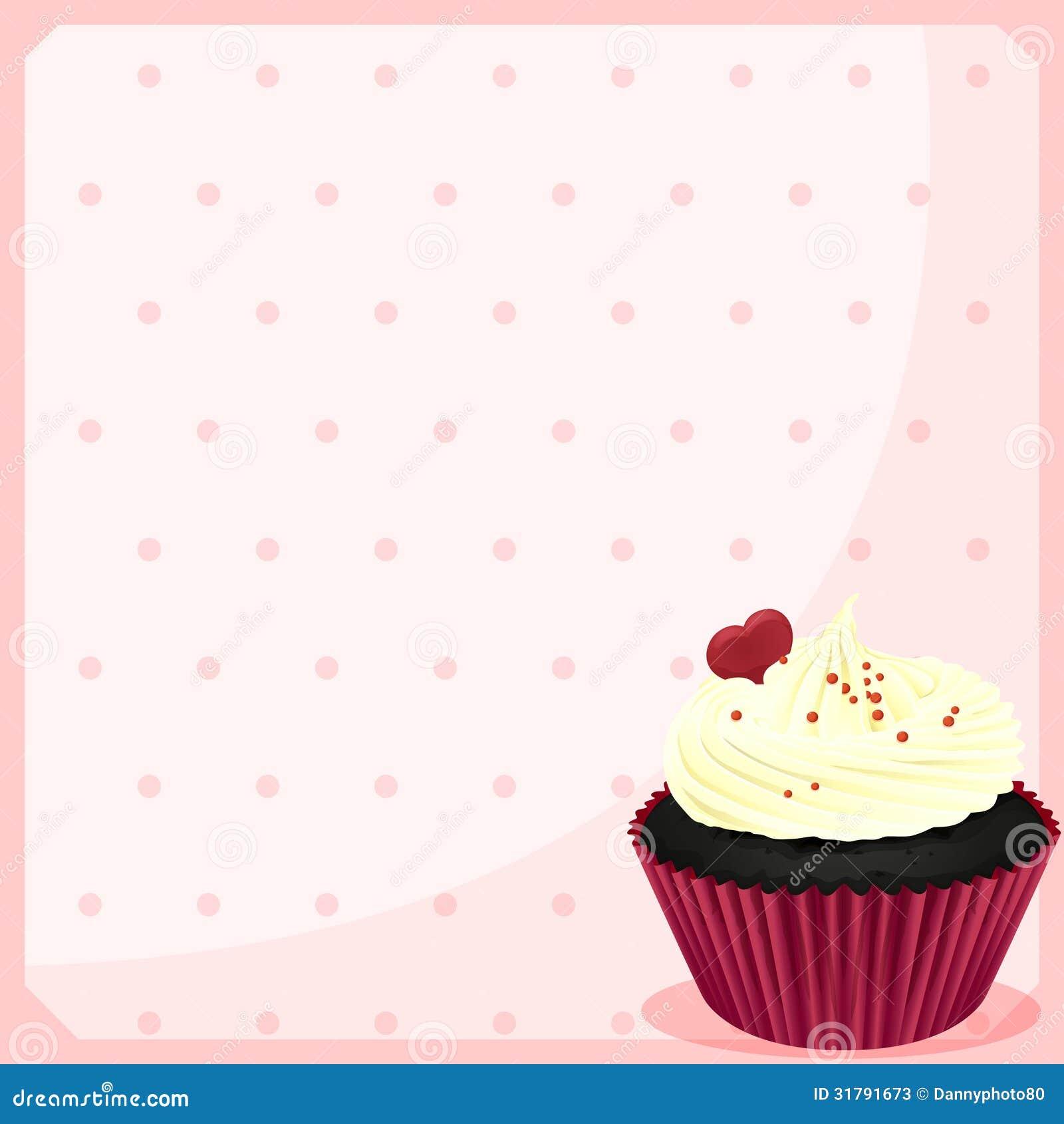 Cake Invitations Template