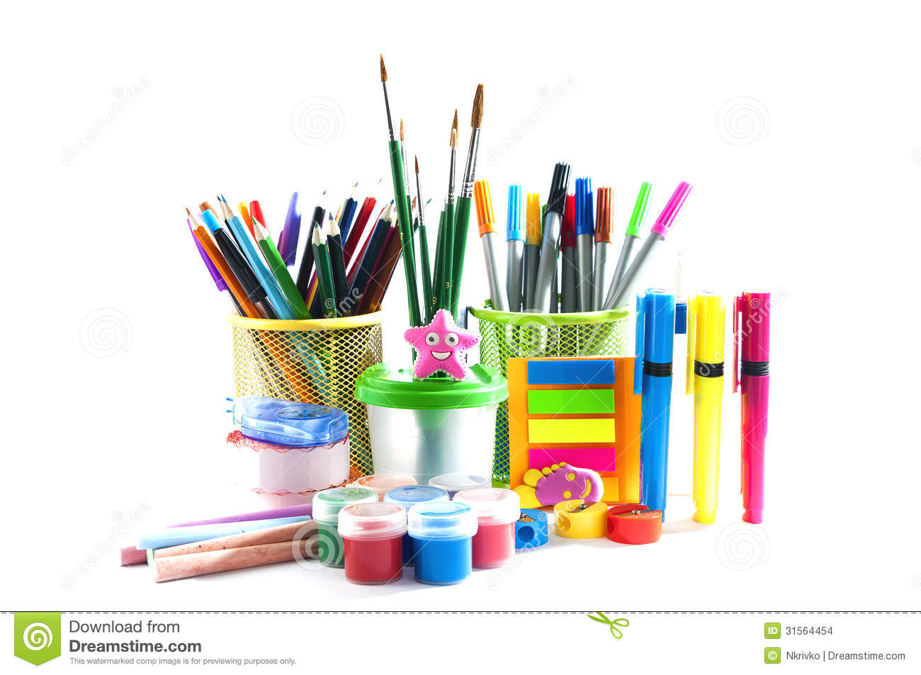 Stationery Stock Images - Image: 31564454