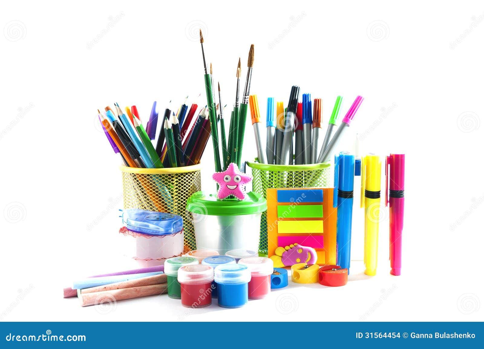 Stationery Stock Images Image 31564454