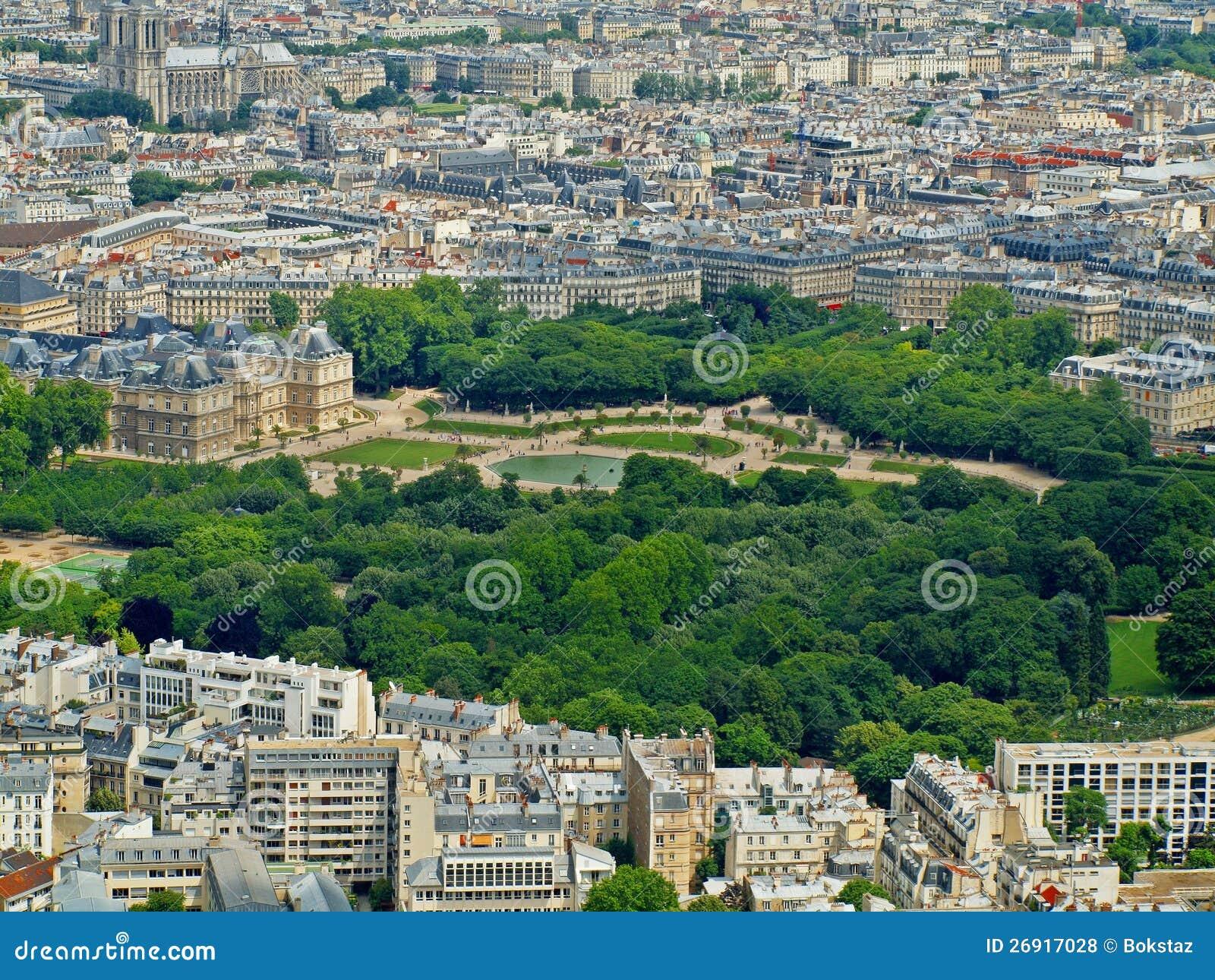 Stationnement paris palais de jardin du luxembourg - Station metro jardin du luxembourg ...