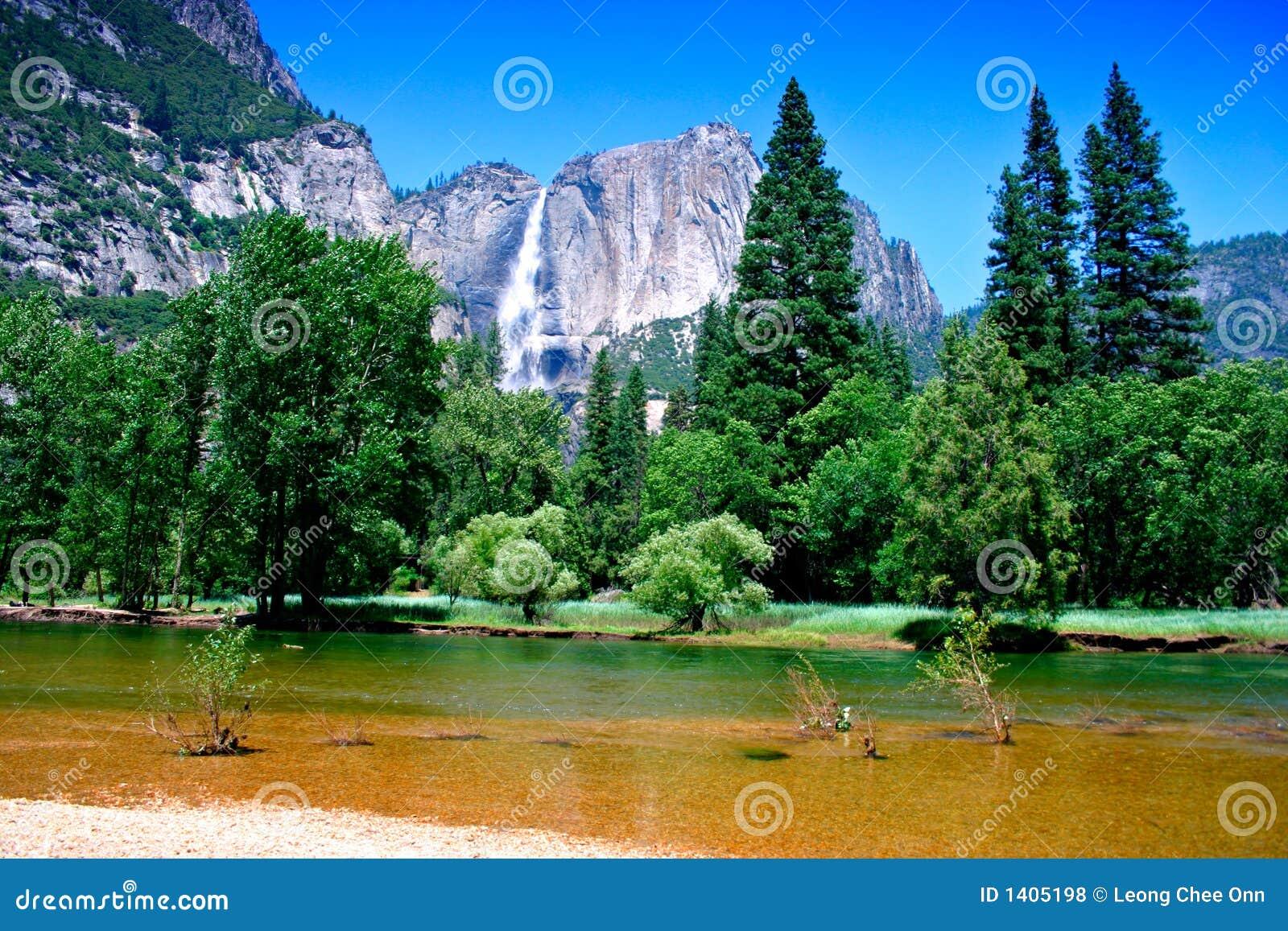 Stationnement national de Yosemite, Etats-Unis