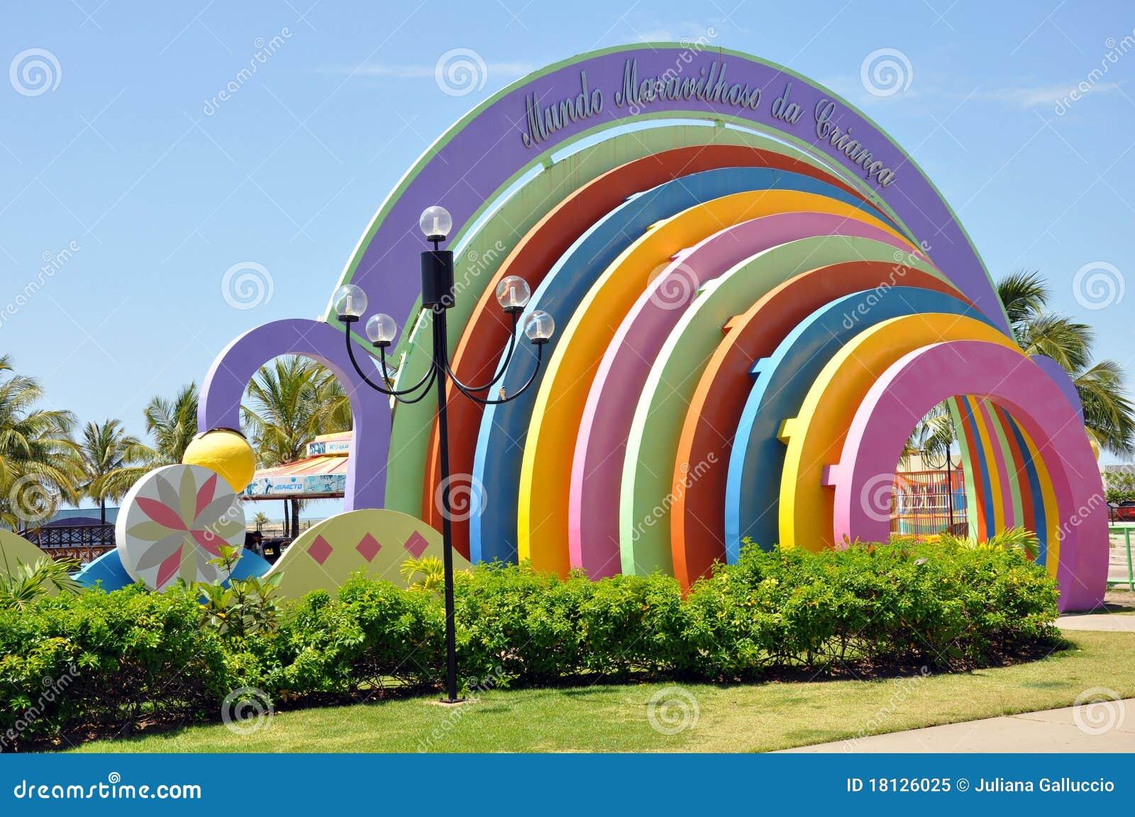 Stationnement public Mundo Maravilhoso DA Criança d Aracaju