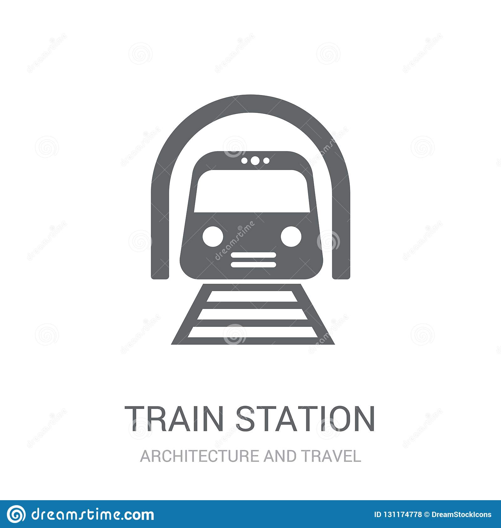Stationpictogram