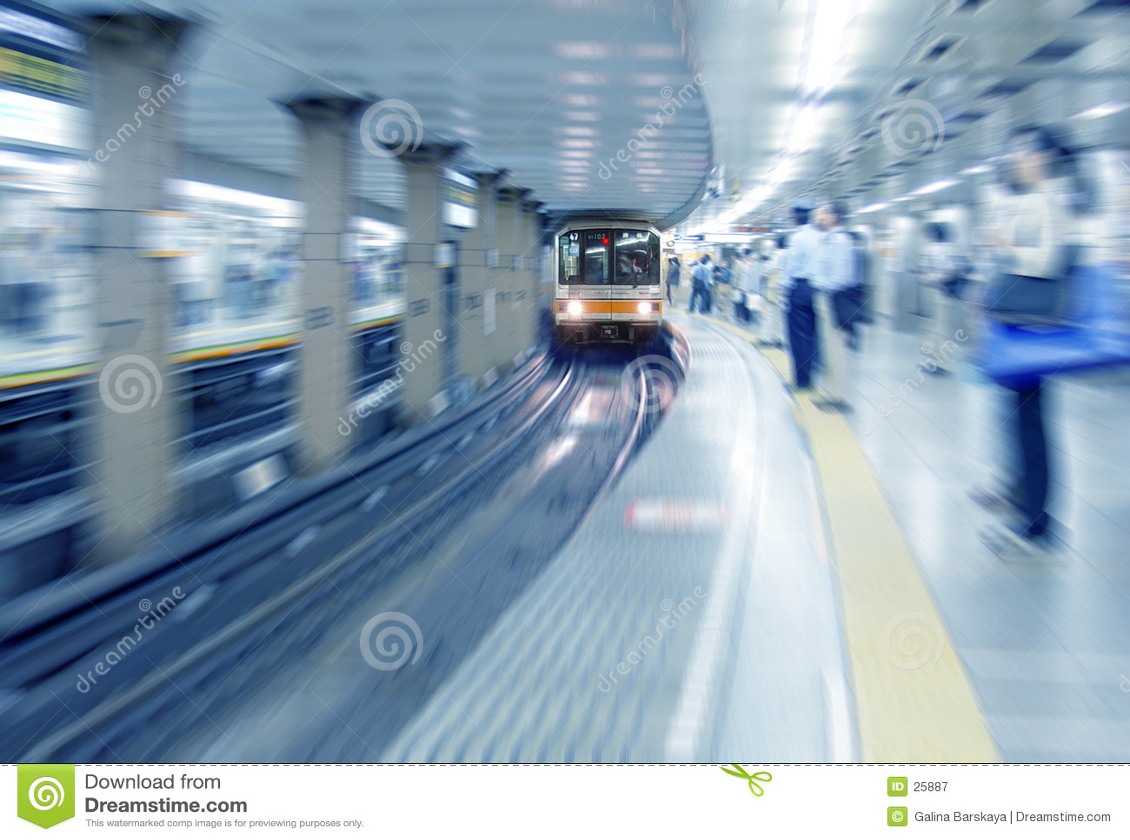 Stationsdrev