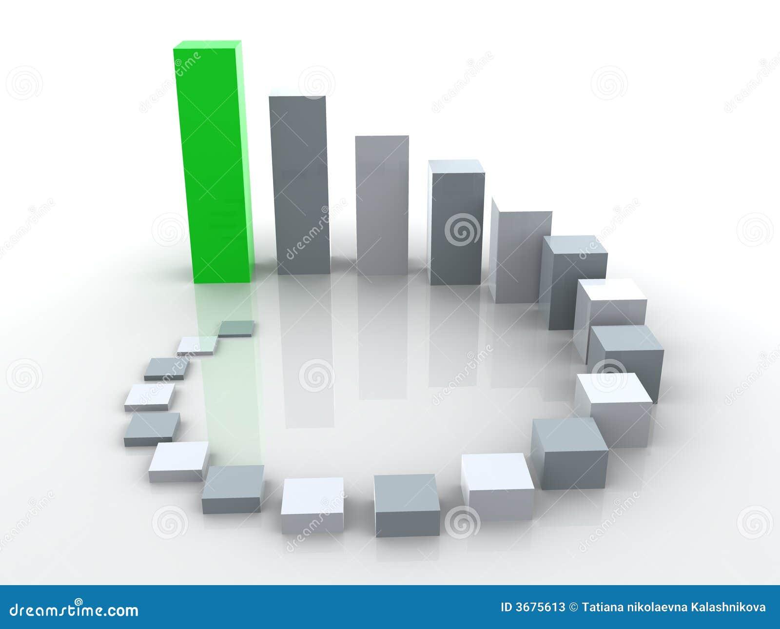 Download Statistiche d'impresa illustrazione di stock. Illustrazione di diversità - 3675613