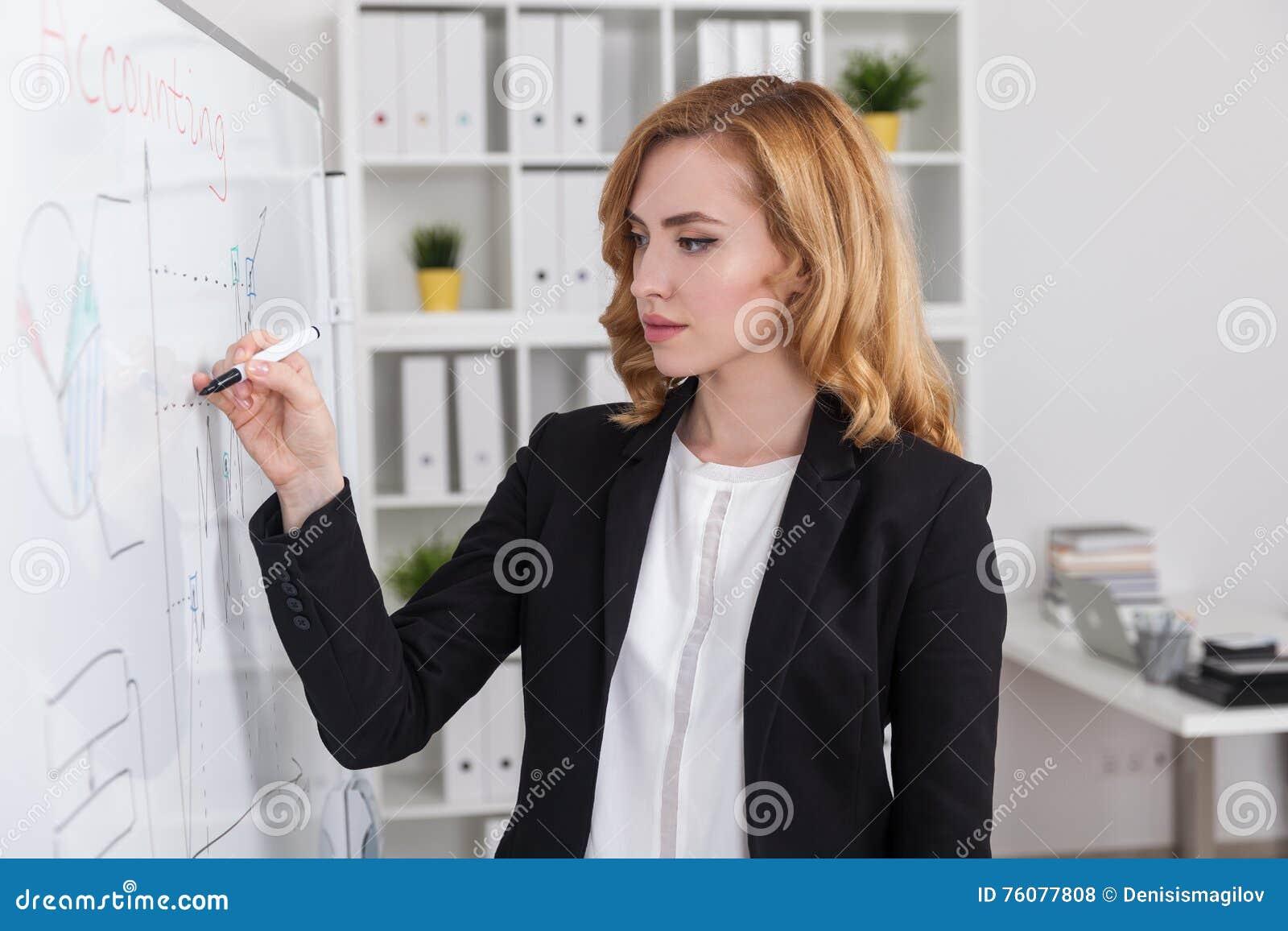Statisticien au travail