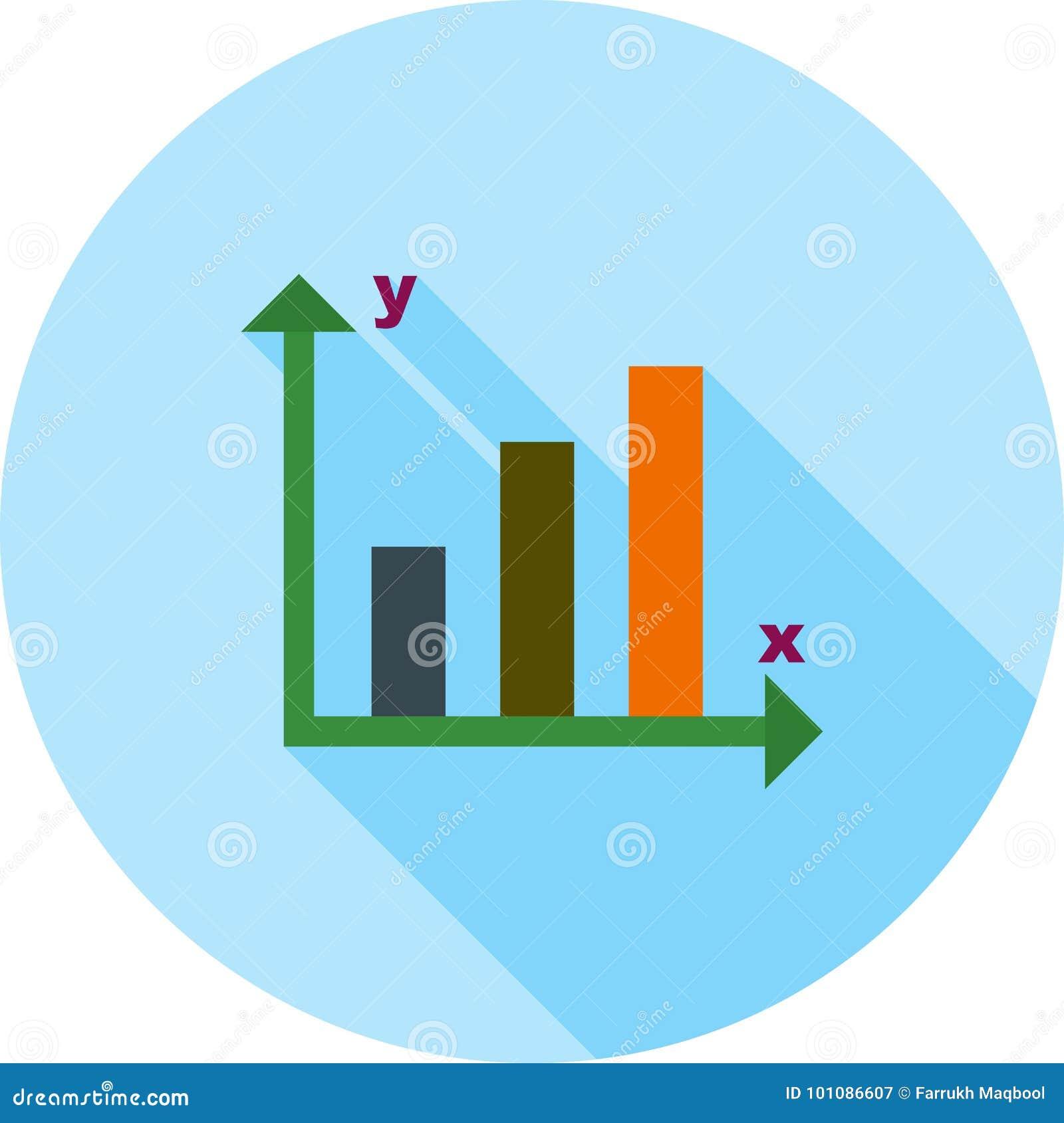 Statistics Stock Vector Illustration Of Design Growth 101086607