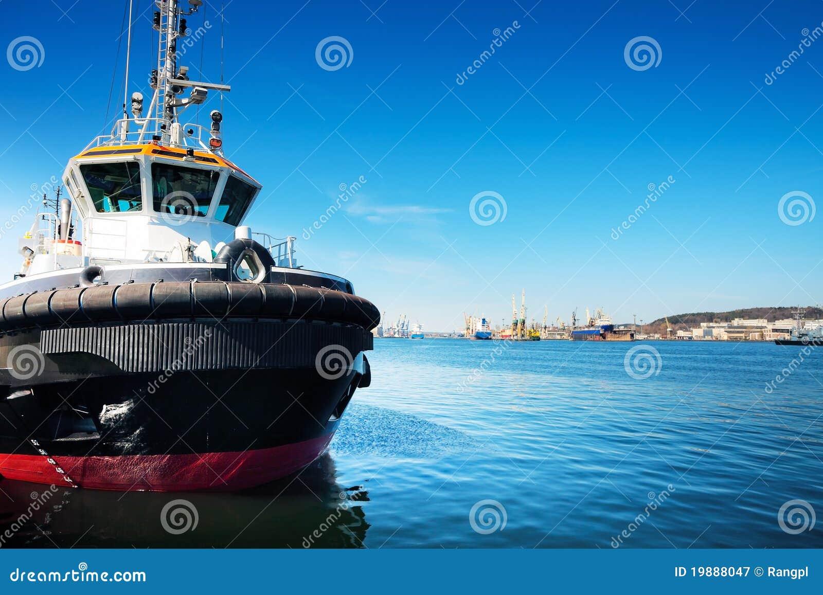 Statku holownik