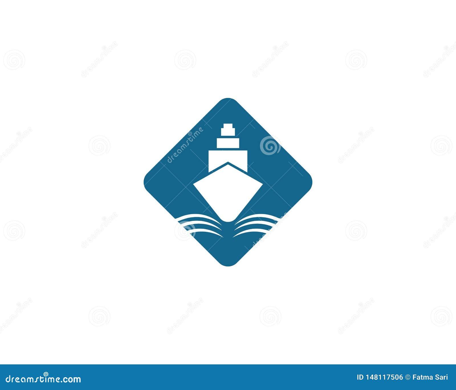 Statku wycieczkowego symbolu ilustracja