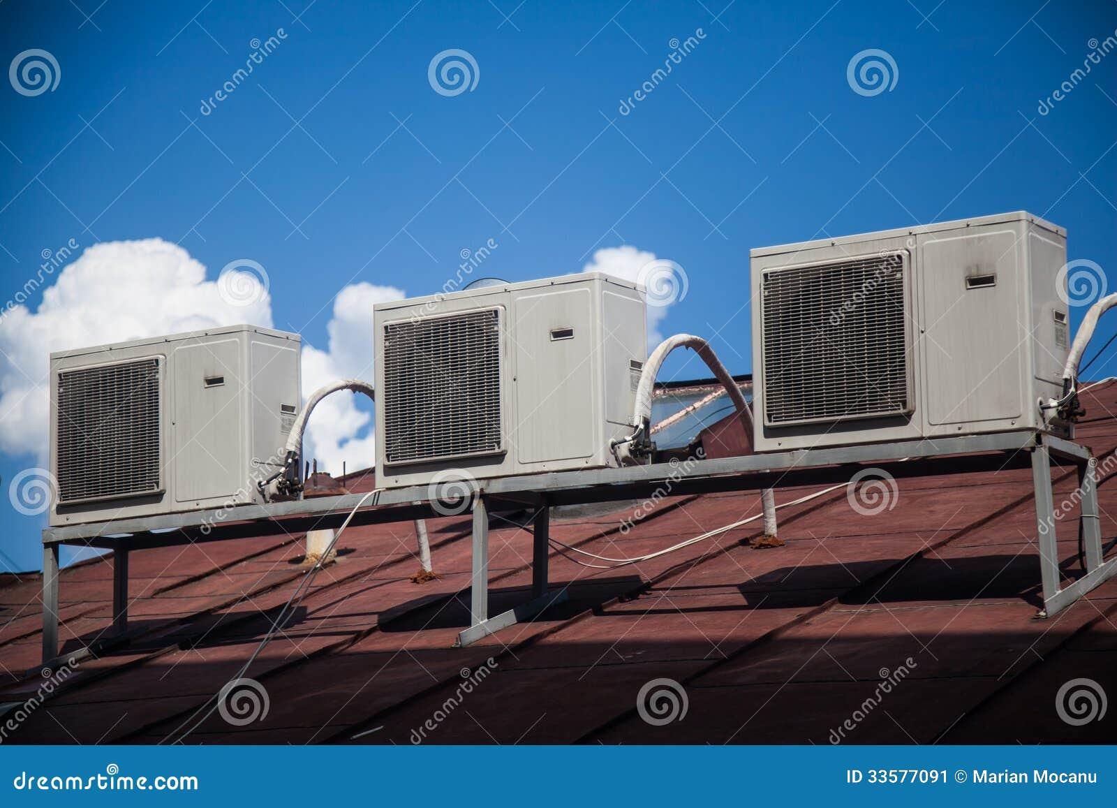 Stato dell aria del compressore