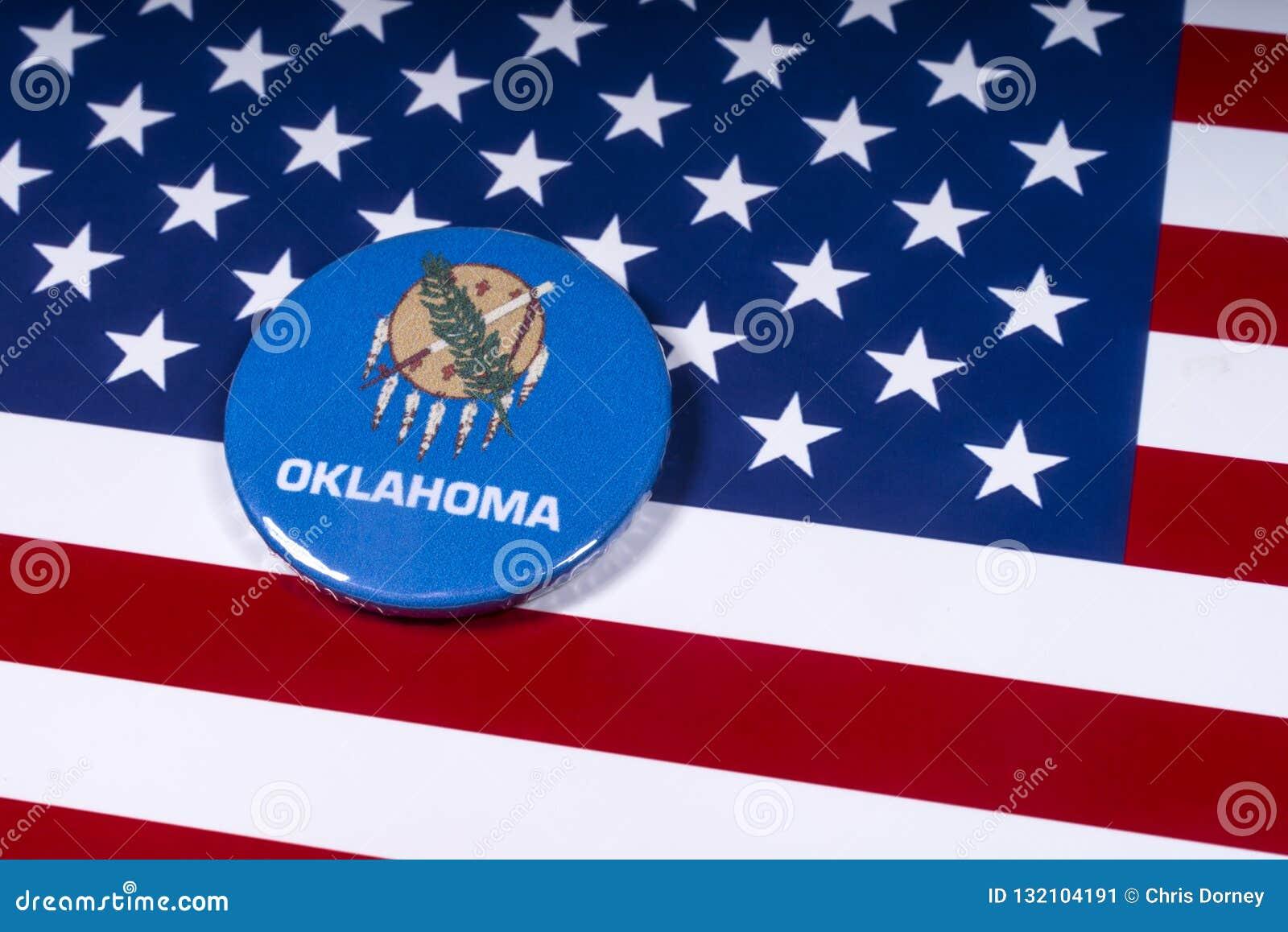 Stato di Oklahoma in U.S.A.