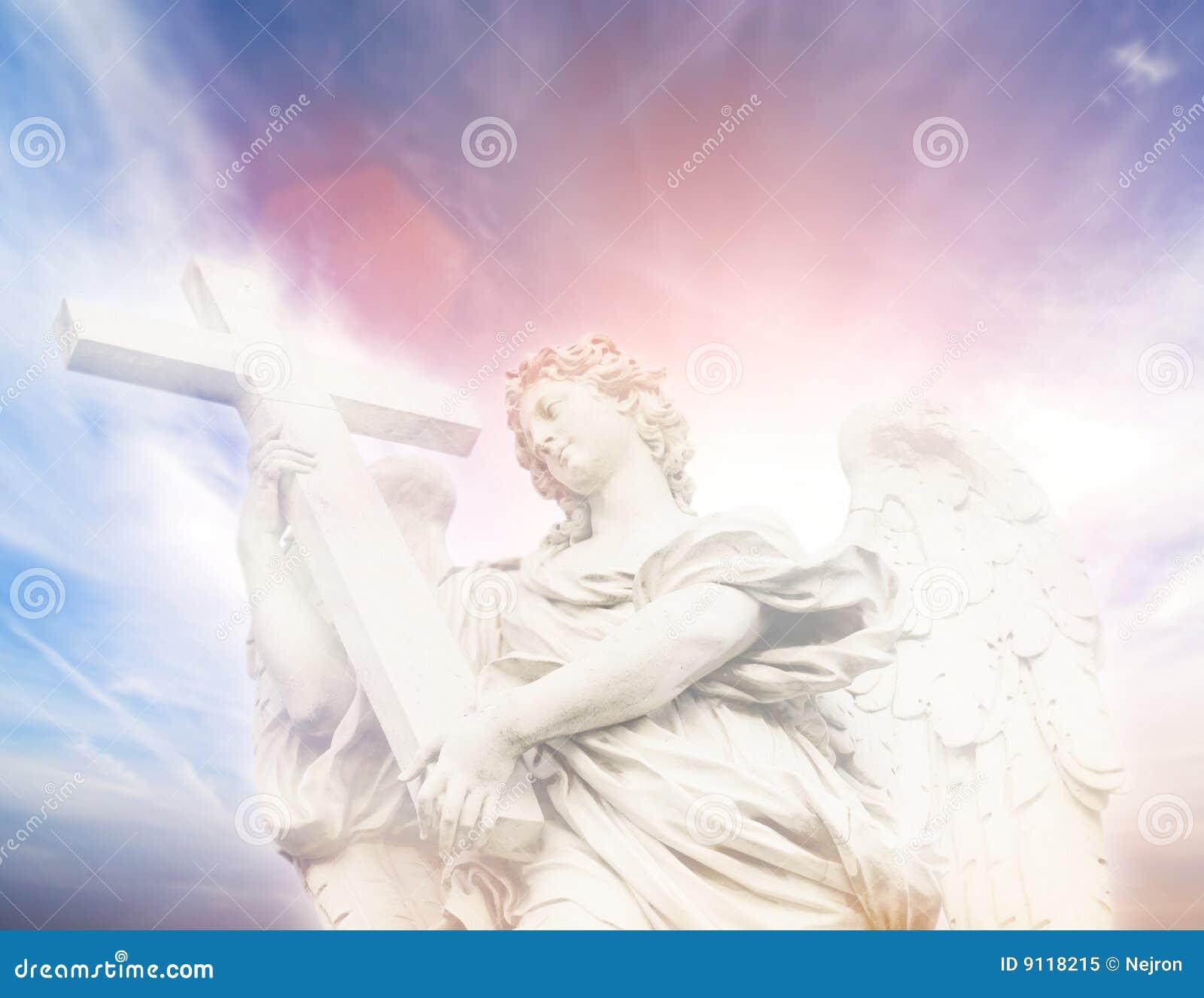 Statua dell angelo