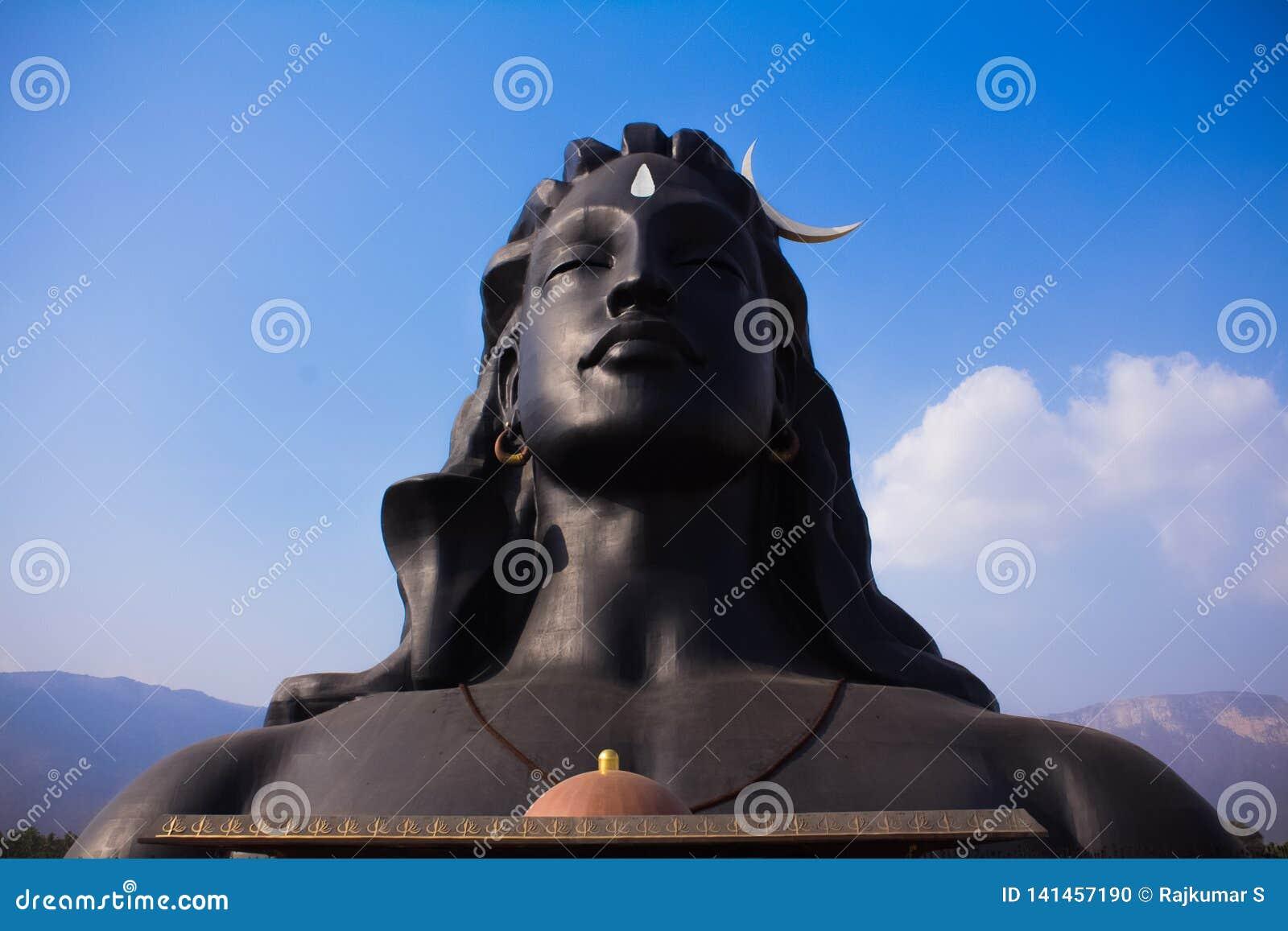 Statua di Adiyogi Shiva