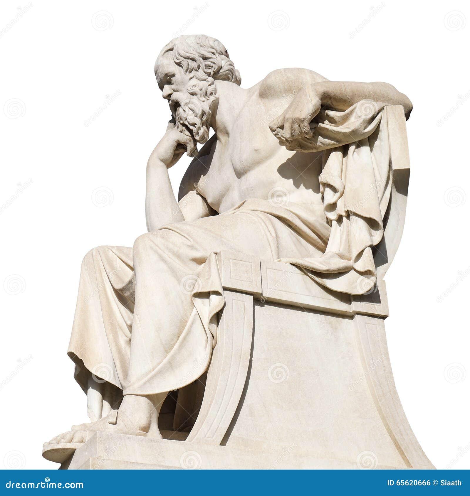 Statua di Socrates