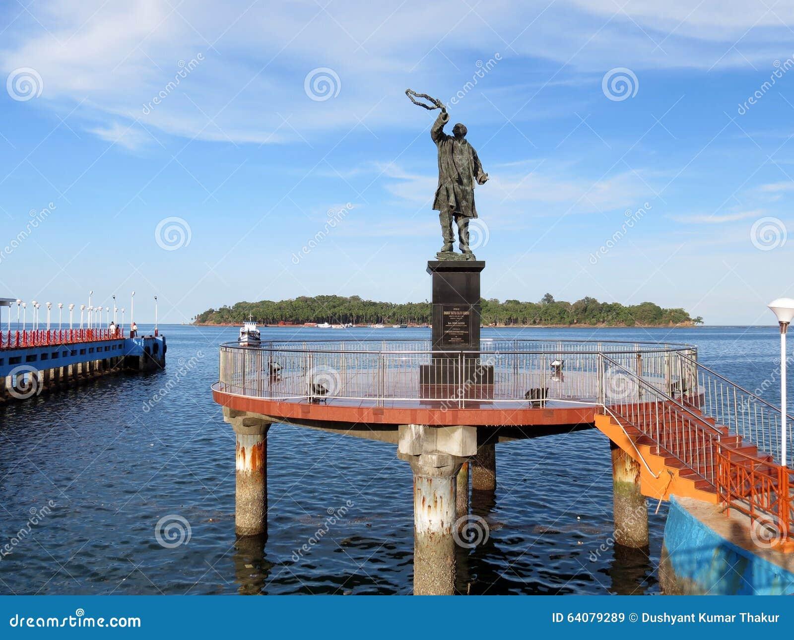 Statua Rajiv Gandhi