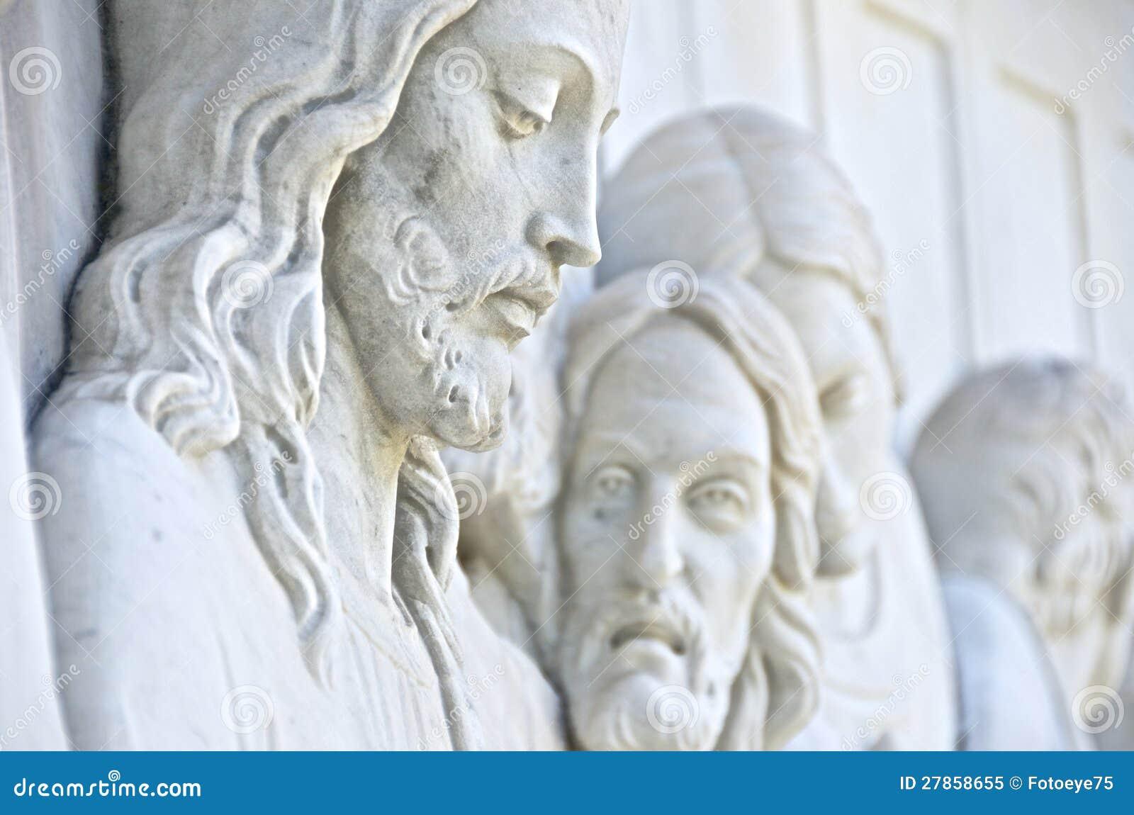 Statue de Jésus-Christ
