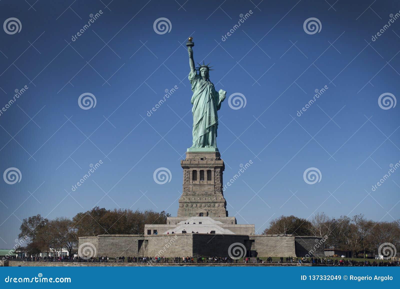 Statue de New York de la liberté