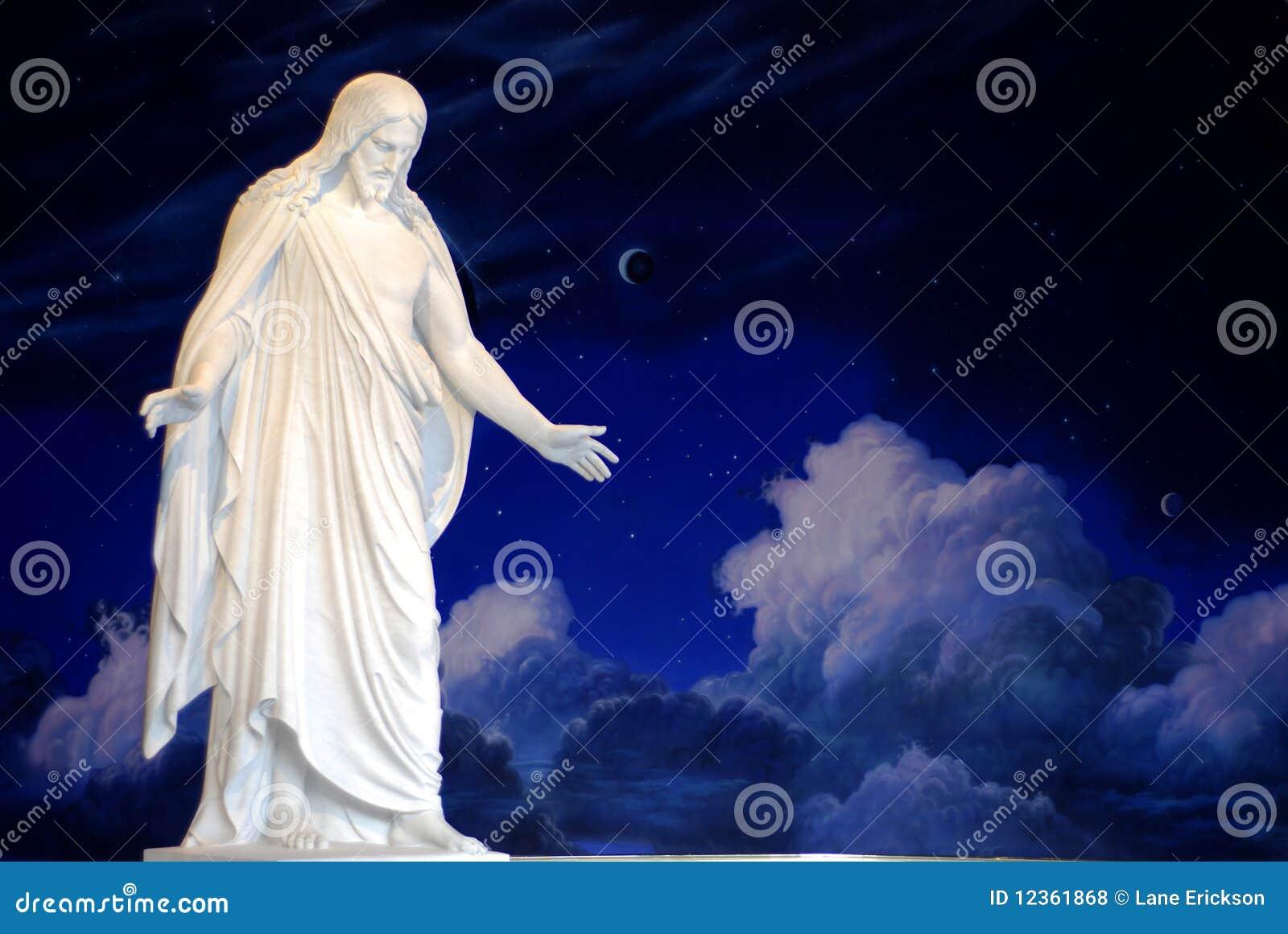 Statue des Jesus Christus