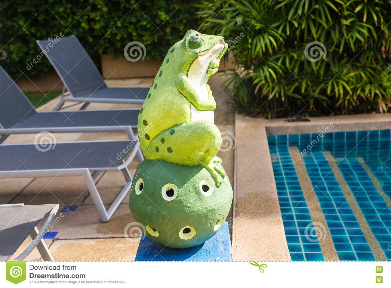 Decoration jardin grenouille inspiraci n para el dise o for Decoration jardin grenouille